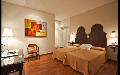 Hi habitación doble superior Plaza Mayor 2