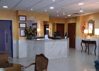 Hi recepción Plaza América 2